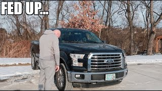 "What's wrong with Ford..? Our F-150 is ""broke"" AGAIN.. (Ford F150 Owner review update)"