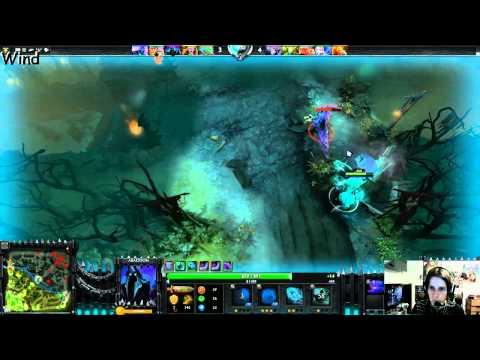 DOTA 2 with =(eGO)= Wind Nvidia 3D - Abaddon