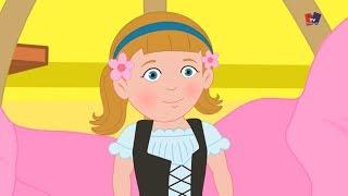 นางสาวพอลลี่มีดอลลี่ | เพลงการศึกษา | บทกวีของเด็ก | เด็กสัมผัส | Kids Song | Miss Polly Had A Dolly