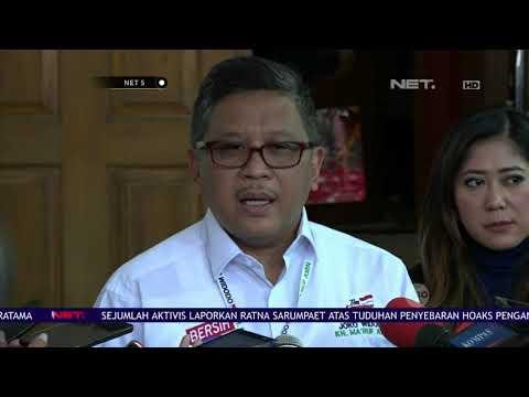 TKN Jokowi Laporkan Penyebar Hoax Kasus Ratna Sarumpaet - NET 5