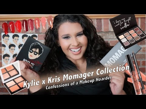 Kylie Cosmetics Momager Collection | Confessions of a Makeup Hoarder thumbnail