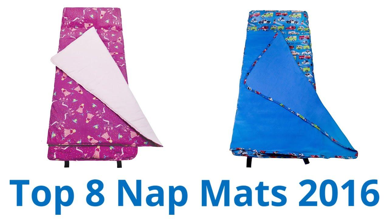 8 best nap mats 2016