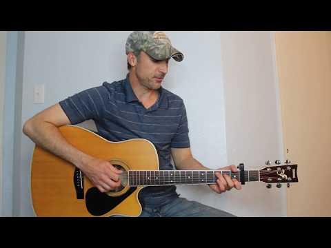 The Ones Who Got Me Here - Cole Swindell - Guitar Lesson | Tutorial