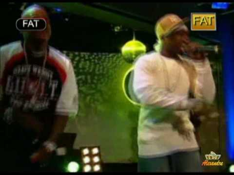 50 CENT feat CURTIS WILLIAMS - Just A Lil Bit ( Live ) By DJ Xandão
