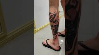 Video Japanese  tattoo black ang gray skull download MP3, 3GP, MP4, WEBM, AVI, FLV Agustus 2018