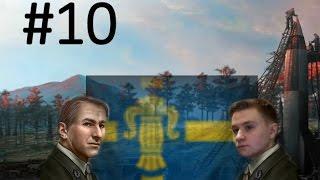 HoI4 - Fascist Sweden - Svea Rike Part 10