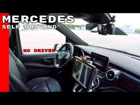 Automated Self Driving by Mercedes Benz and Bosch