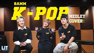 bamm x K-POP Medley Cover
