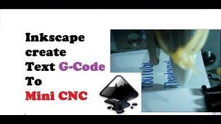 How to create gcode