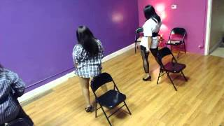 Dance for You by Beyonce Chair Dance Routine Choreography
