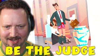 HVORFOR trak hun bukserne ned?!🤷♂️ - Be The Judge #1