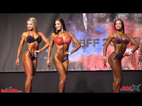 Bikinifitness OVERALL - 2017 IFBB/EBFF European championships