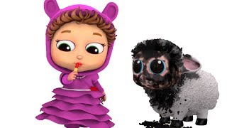 Baa Baa Black Sheep | Colors | Educational thumbnail