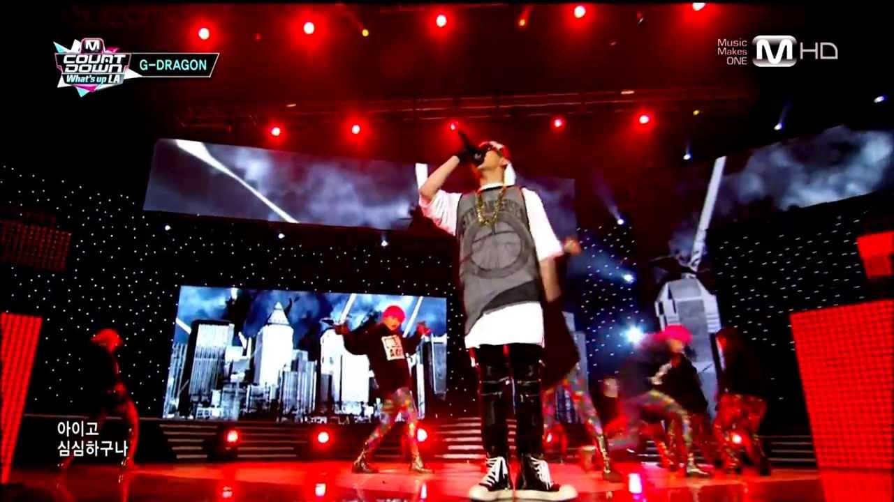 G-Dragon – Shake The World