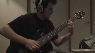 21st Century Life by Sam Sparro (bass cover)