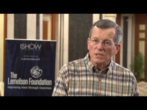 ISHOW Experts – Bob Hauck on Simpler Products