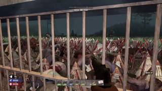 Ps4 -DAY 61 HORDE ATTACK- 7Days To Die