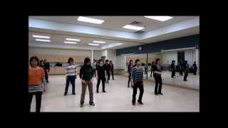 Trouble Tonight ~ Danielle K  Schill - Line Dance (Walk thru & Danced)