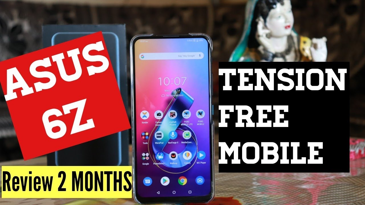Asus Zenfone 6Z Review 2 MONTHS | TENSION FREE SMARTPHONE of 2019