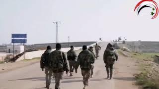 Сирийская армия заняла деревню Афес к северу от Саракиба, Идлиб, Сирия, 04.03.20