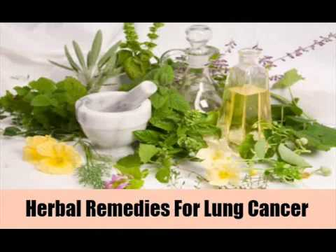 What Is The Best Home Remedy For Lung Cancer