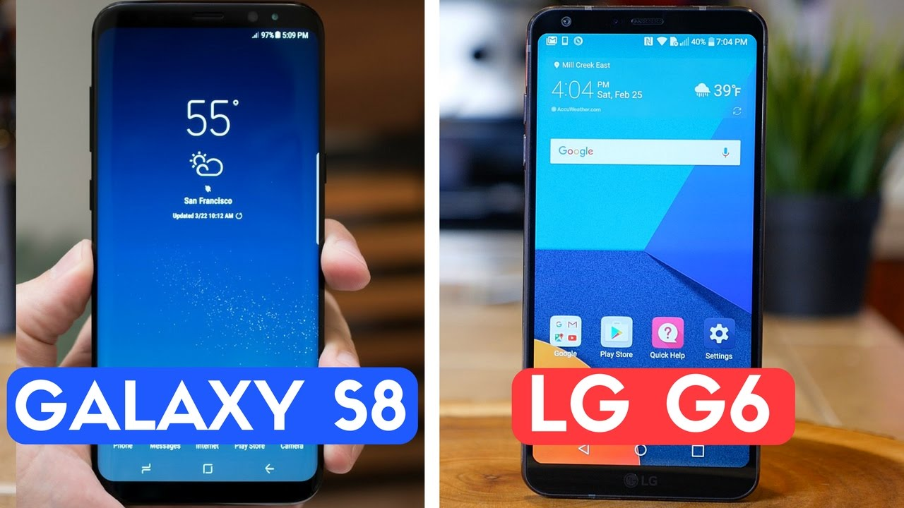 🔴 LIVE: Samsung Galaxy S8 vs iPhone 7 vs LG G6, Windows 10 Creator's Update