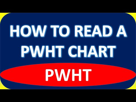 PWHT-How To Read A PWHT Chart [QAQC Welding]