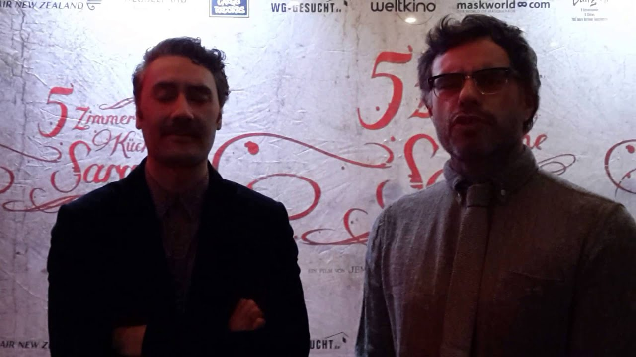 3 Zimmer Küche Sarg Netflix What We Do In The Shadows German Premiere And Publicity | World Of Taika