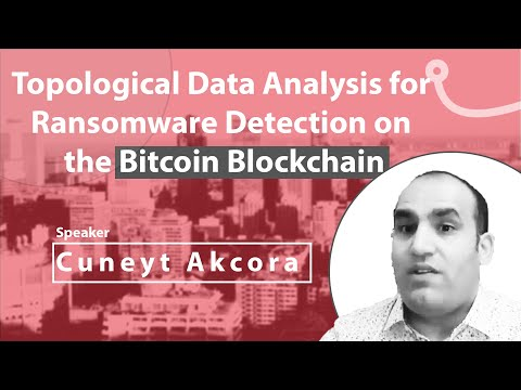 Topological Data Analysis for Ransomware Detection on the Bitcoin Blockchain