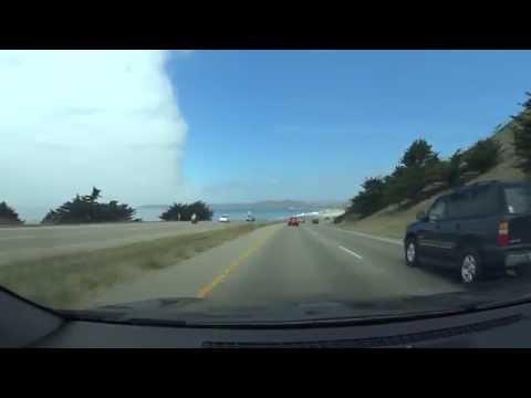 Drive Up the California Coast, Big Sur