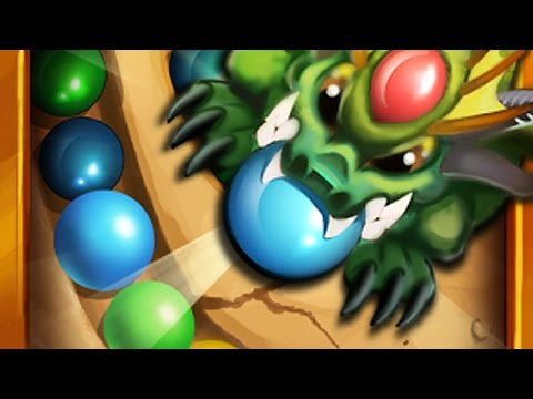 Dragon Marble Crusher - Gameplay Android