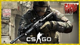 Counter-Strike: Global Offensive (CSGO) - Canlı Yayın (Livestream)