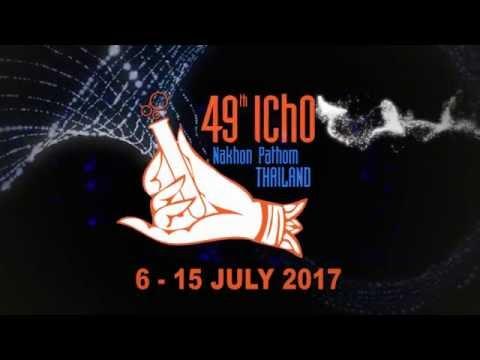 49th IChO Nakhon Pathom, THAILAND