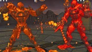 [TAS] Mortal Kombat Armageddon BLAZE  (VERY HARD) (WII)
