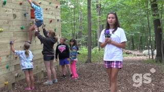 girl scout tv lake rickabear summer day camp