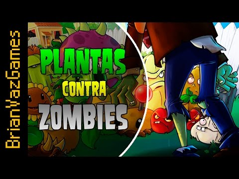 DESCARGAR Plantas Vs Zombies Para PC (Original) Full Español [MEGA] 1 Link | BrianVazGames