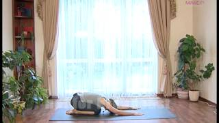 Йога с Кариной Харчинской урок №5