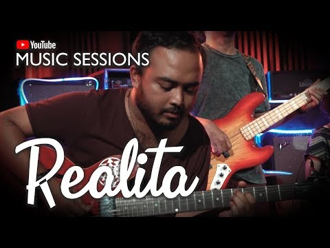 Fourtwnty -Realita (Youtube Music Sessions)