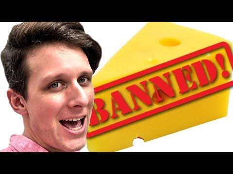 China Just Banned CHEESE!