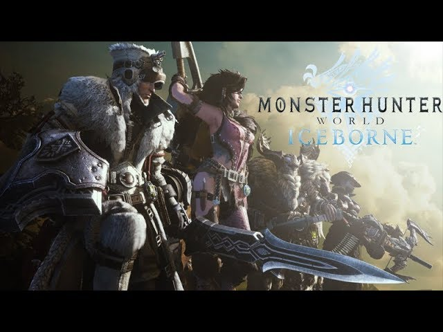 MH World Iceborne Trailer de l'extension !