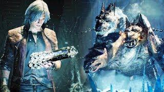 Devil May Cry 5 #16: Rei Cerberus, O Gigante Cão de 3 Cabeças