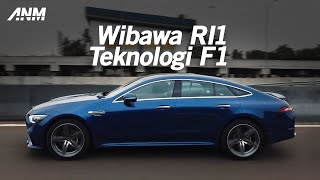 Mercedes-AMG GT 53 Indonesia review & test drive by AutonetMagz
