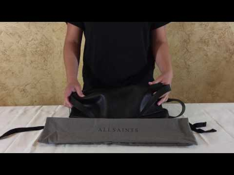 Allsaints Lafayette Large Shoulder Bag Review
