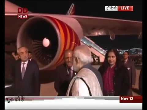 28149 politics Welt DD News PM Modi concludes 3 day Japan visit, departs for New Delhi