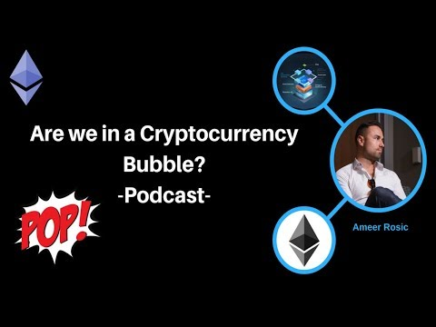 Are we in a Cryptocurrency Bubble?