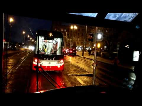 Prague tram line 3