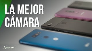 Galaxy S9+ vs Pixel 2 XL vs iPhone X vs Mate 10 vs LG V30s: ¿la mejor cámara?