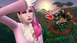 INÊS FOI ENVENENADA #08 - Irmãs Sobrenaturais - The Sims 4