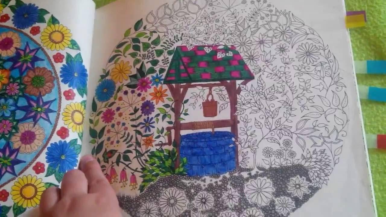 Moja Pierwsza Kolorowanka Tajemny Ogród Johanny Basford