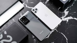 Samsung Galaxy S20 ULTRA VS iPhone 11 PRO MAX - Which is the BEST?
